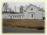 Antioch Church on Antioch Road